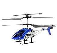 Recargable de 2 canales de control de infrarrojos RC Helicóptero
