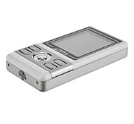 Pluma de la grabadora de MP3 de 2GB USB con la radio de FM