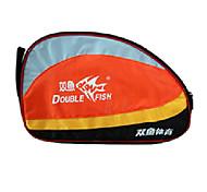Double Fish - Table Tennis Orange Racket Bag