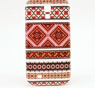 Красочным узором ковров Пластиковые Защитная крышка для Samsung Galaxy S4 i9500