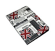 UK Flag PU Leather Case with Stand for iPad mini 3, iPad mini 2, iPad mini