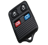 4 Button Remote Key Shell for Ford