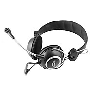 SENICC ST-818 Over-Ear Headphone woth Mic and Remote for PC/iPhone/Samsung/HTC