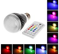 Globusbirnen RGB E27 - 9 W