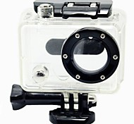 Gopro Accessories Protective Case For Gopro Hero 1 Plastic Black / Transparent