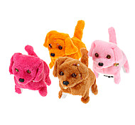 Electric Hairy Dog Style Toys For Children(Random Colour)