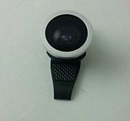 Câmera Universal 3 em 1 Olho de Peixe, Grande Angular e Macro para iPad, iPhone e Outros Modelos