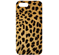 Leopard Print Back Case for iPhone 5