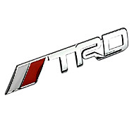 RT Metal TRD Sticker