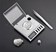 20g x 0,001 g pro-20a haute précision mini-échelle de bijoux numérique pince farmar Plateau de pesage