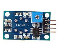 mq-2 mq2 fumée gpl gaz butane gaz d'hydrogène module de détection du capteur pour (pour Arduino)