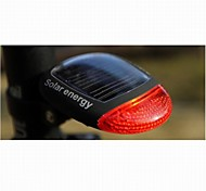 Bike Light , Rear Bike Light - 3 Mode Lumens Other Solar Cycling/Bike / Multifunction Black / Red Bike Others