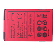 1800mAh Cell Phone Battery for HTC SNAP S511, TILT 2, TOUCH PRO 2