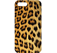 Classic Leopard Print Back Case for iPhone 5