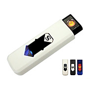 Electronic USB Cigar Cigarette Lighter (Random Color)
