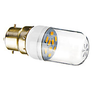 Spot Lampen B22 W 90-120 LM 2800-3200 K 9 SMD 5730 Warmes Weiß AC 220-240 V