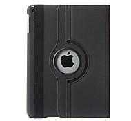 Capa em Couro PU Inteligente com Função Rotatória e Entrada para Cartão para iPad Air