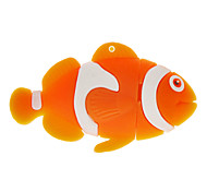4G Fish Shaped USB Flash Drive