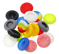 Multicolorc analógica thumbsticks Capa para PS4/XBOX Controlador ONE/PS3/XBOX360