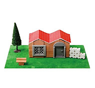 Leisure Suite Style Building Block Educational Toys