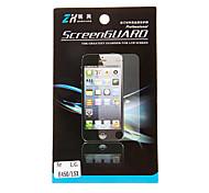 Transparent Screen Guard for LG LG E450/L5X