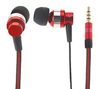 Universal 3,5 milímetros Música HS330 Headset para Samsung e Apple Celulares