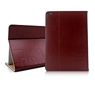 Elegant Design PU Leather Case with Stand for iPad Air iPad 5 (Assorted Color)