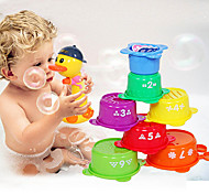 Multicolored Kids' Sand and Water Cups Beach Toys
