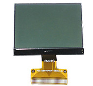 12864G-086-P, 12864, LCD module, COG, with no Chinese character, 3.3V