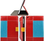 angibabe tres colores del cuero del soporte para el iPad Mini 3, Mini iPad 2, iPad mini