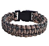 Lureme®Men's Handmake Cord Bracelet