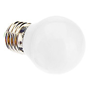 E26/E27 5 W 28 SMD 3020 420 LM Warm White G Globe Bulbs AC 220-240 V
