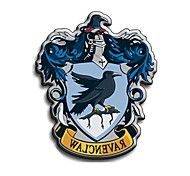 Harry Potter Rvenclaw Logo Multicolour Tattoo for Body Art Painting Cosplay Accessory