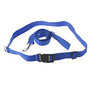 PethingTM Fashionable Outdoor Nylon Hands Free Leash with Belt for Pets Dogs (Assorted Colors)