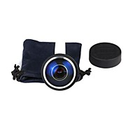 Universal Super Fish Eye Lens 235 Degree Clip for iPone/Samsung/HTC/LG