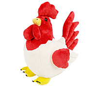 Adorable Small-sized Plush Rooster Doll Toy Gift