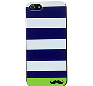 Para Capinha iPhone 7 / Capinha iPhone 7 Plus / Capinha iPhone 6 / Capinha iPhone 6 Plus / Capinha iPhone 5 Estampada CapinhaCapa