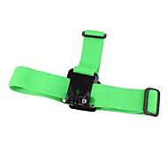 GoPro Hero2 e Hero3 Cabeça Belt (verde)