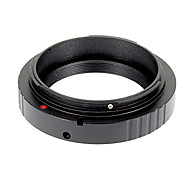 T2 T-Mount-Objektiv auf Canon EOS EF-Mount-Adapter für 5DII/5D/50D/40D/450D/60D/550D