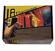 Sin Contacto Práctico termómetro infrarrojo (-50C a 380C)