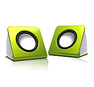 066 Mini Bass Portable Loudspeaker Box for Laptop/PC
