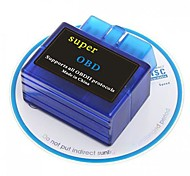 V1.5 Super Mini Bluetooth ELM327 OBD2 OBD-II CAN-BUS Diagnostic Scanner Ferramenta