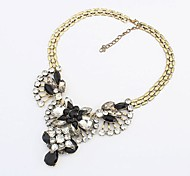 European and American Big Retro Exaggerated Personality Necklace