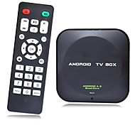 Dual Core Android TV Box Cortex A9  WiFi Remote Control(ROM 8GB RAM 1GB)