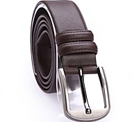 Uomo Moda Nuove linee Tile Leisure Leather Belt