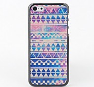 Colorful Stripe Back Case for iPhone 5C