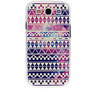 Círculo púrpura para Samsung Galaxy S3 I9300