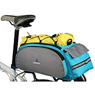 Cycling 600D Polyester Wearproof Shockproof Fashion Bicycle Shelf Bag Bike Back Seat Bag