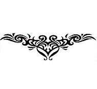 5 Stück Totem Wasserdicht Tattoo (4,7 cm * 14,5 cm)