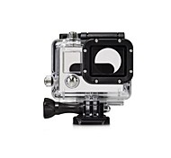 Professional No Lens Housing Protective Case with Open Side for Gopro Hero 3